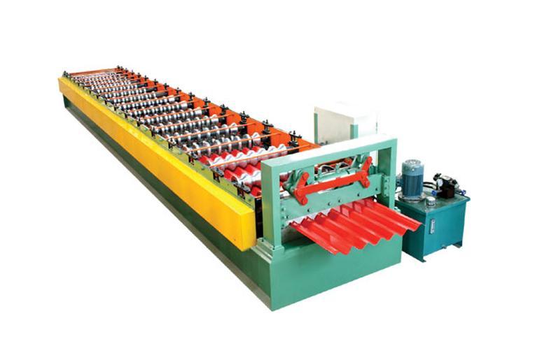 扣板机器_彩钢扣板机器(图片)
