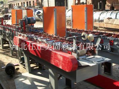 彩钢扣板配件_扣板机器(图片)